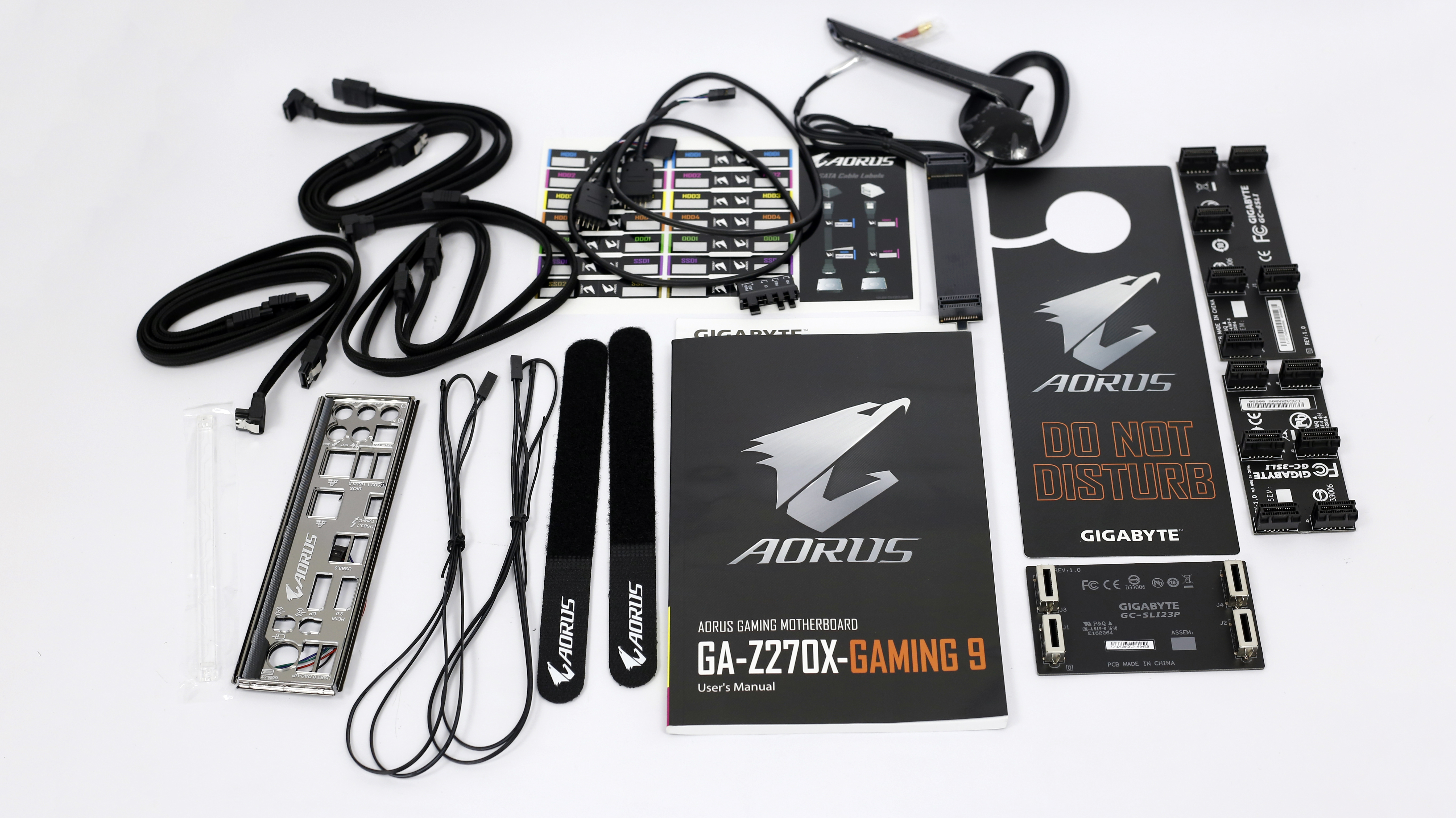 AORUS Z270X-Gaming 9