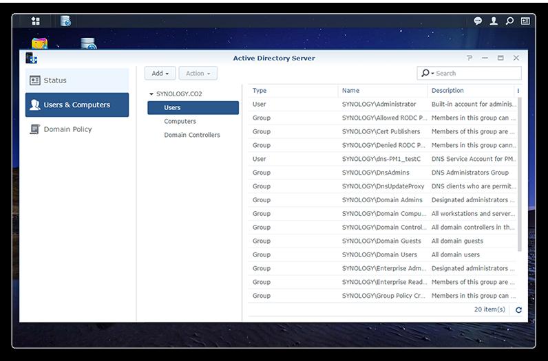 شركة Synology تعلن رسميا عن احدث إصدار من تطبيق (DiskStation