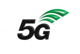 إصدار شعار فعلى لخدمات الجيل الخامس قبل إطلاقها باعوام
