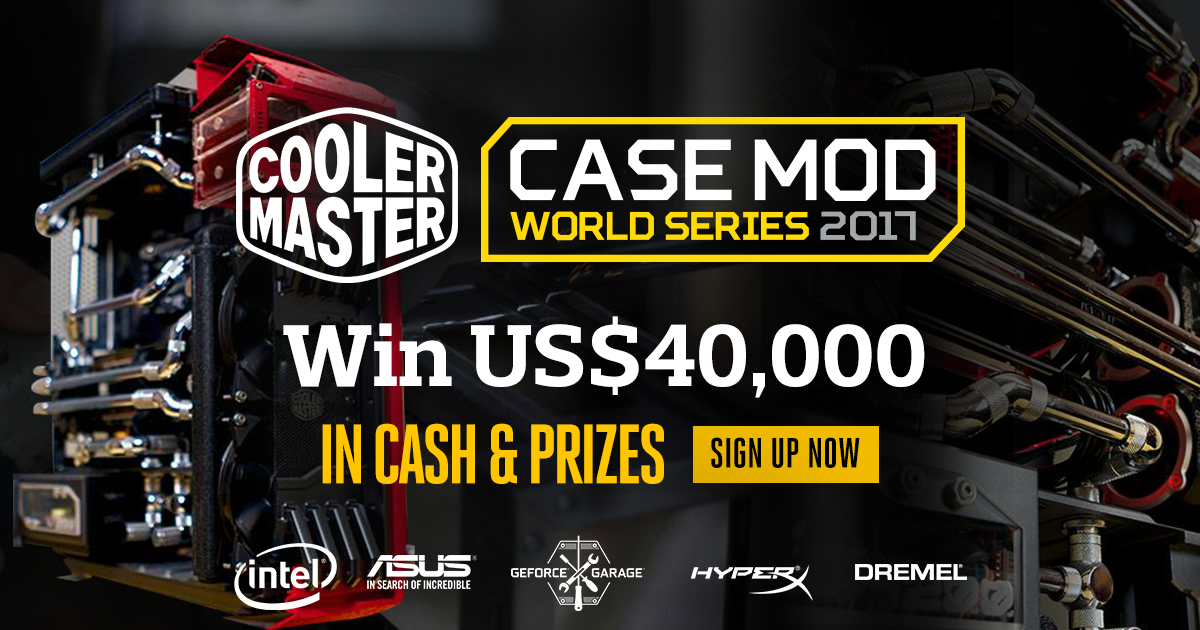 Case Mod World Series