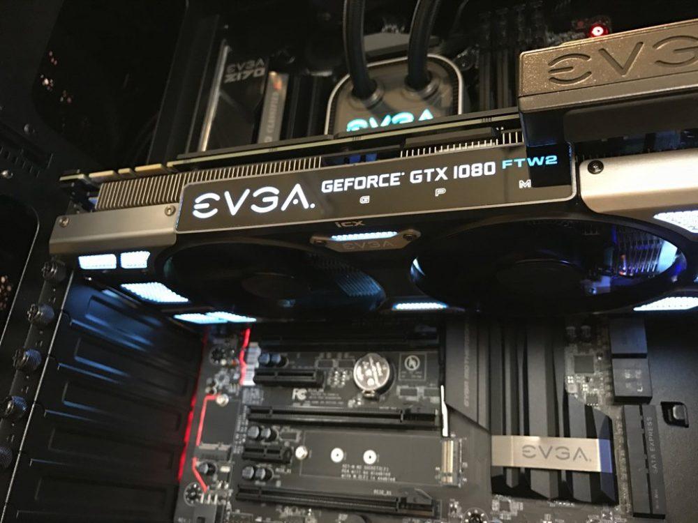 ترقبوا إعلان EVGA يوم الجمعة عن بطاقات جديدة بتبريد ICX