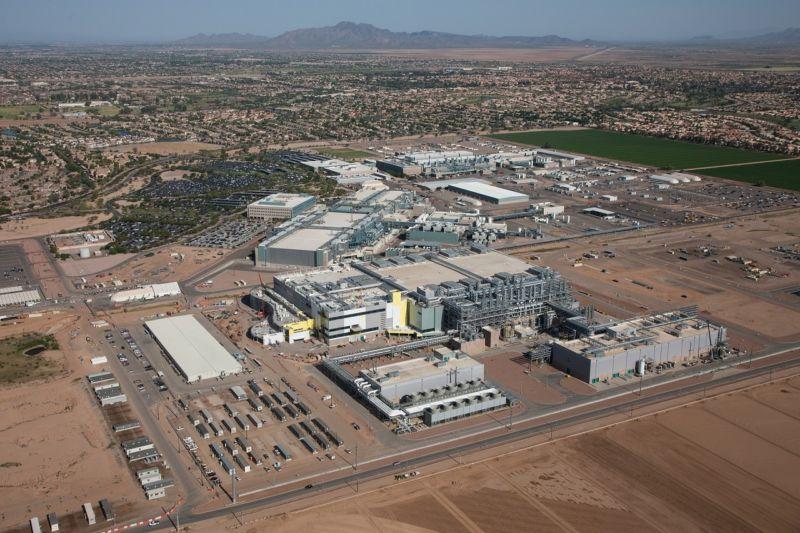 إنتل تستثمر 7 مليار دولار في مصنع Fab 42 لتطوير دقة تصنيع 7nm