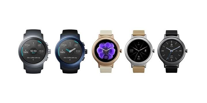 LG Watch Style Android Wear 2.01