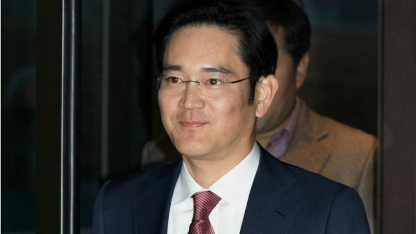 القبض على Lee نائب رئيس شركة سامسونج و احد مديريها بتهمت الرشوة