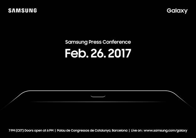 نجم شركة Samsung الجديد Galaxy Tab S3