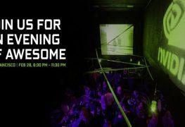 انفيديا تستعد لحدث GeForce GTX PC Gaming Celebration