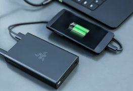 بطارية Razer Power Bank قادرة على شحن لابتوب/هاتف/جهاز لوحي