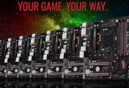 جيجابايت تقدم لوحة B250M-Gaming 5