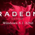 تعريفات AMD لن تدعم بعد الان نظام Windows 8.1 32bit