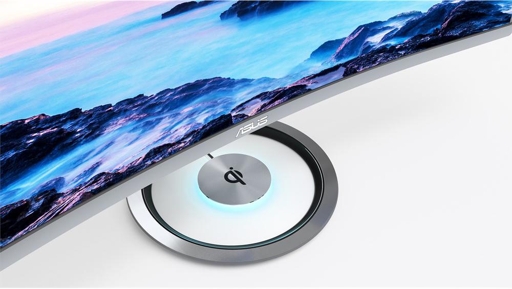 شاشة ASUS Designo Curve MX34VQ