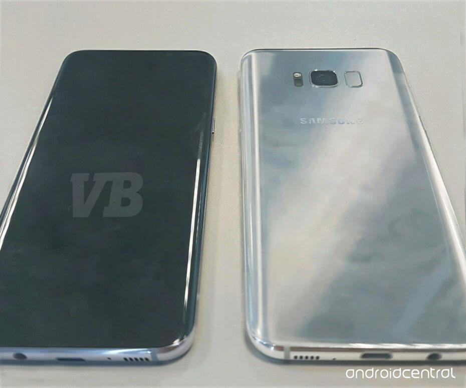 كل ما نعرفه عن هاتف Samsung Galaxy S8 حتى الان