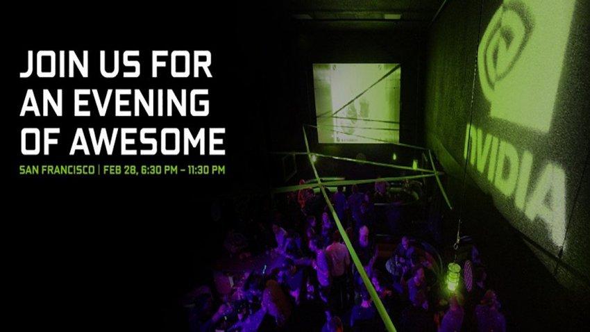 حدث GeForce GTX PC Gaming Celebration
