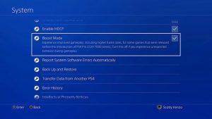 PS4 4.5 Update