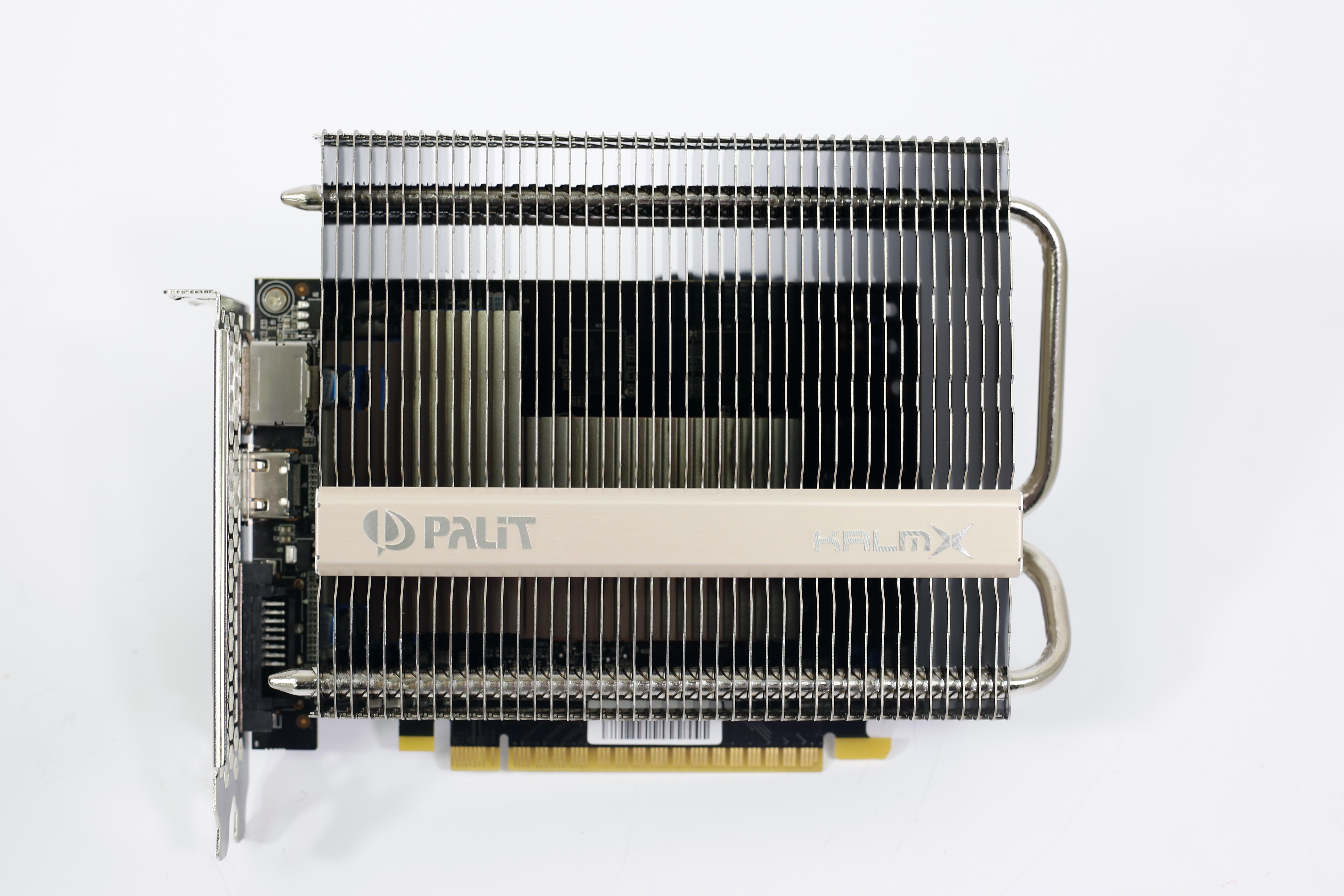 Palit GTX 1050 Ti KalmX