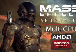 تعريف AMD Radeon 17.3.3 يدعم Multi GPU للعبة Mass Effect: Andromeda