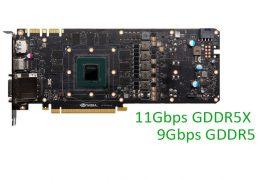 انفيديا تؤكد قدوم بطاقات GTX 1080/1060 من شركائها بذاكرة أسرع من السابق!