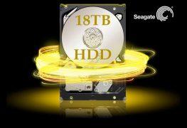 ترقب وصول أول أقراص HDD بسعة 18TB من Seagate العام القادم
