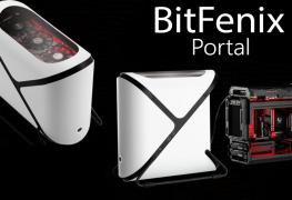 تعرف على كيس Portal المثير بتصميمه من BitFenix