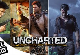 Uncharted out of naughty dog?