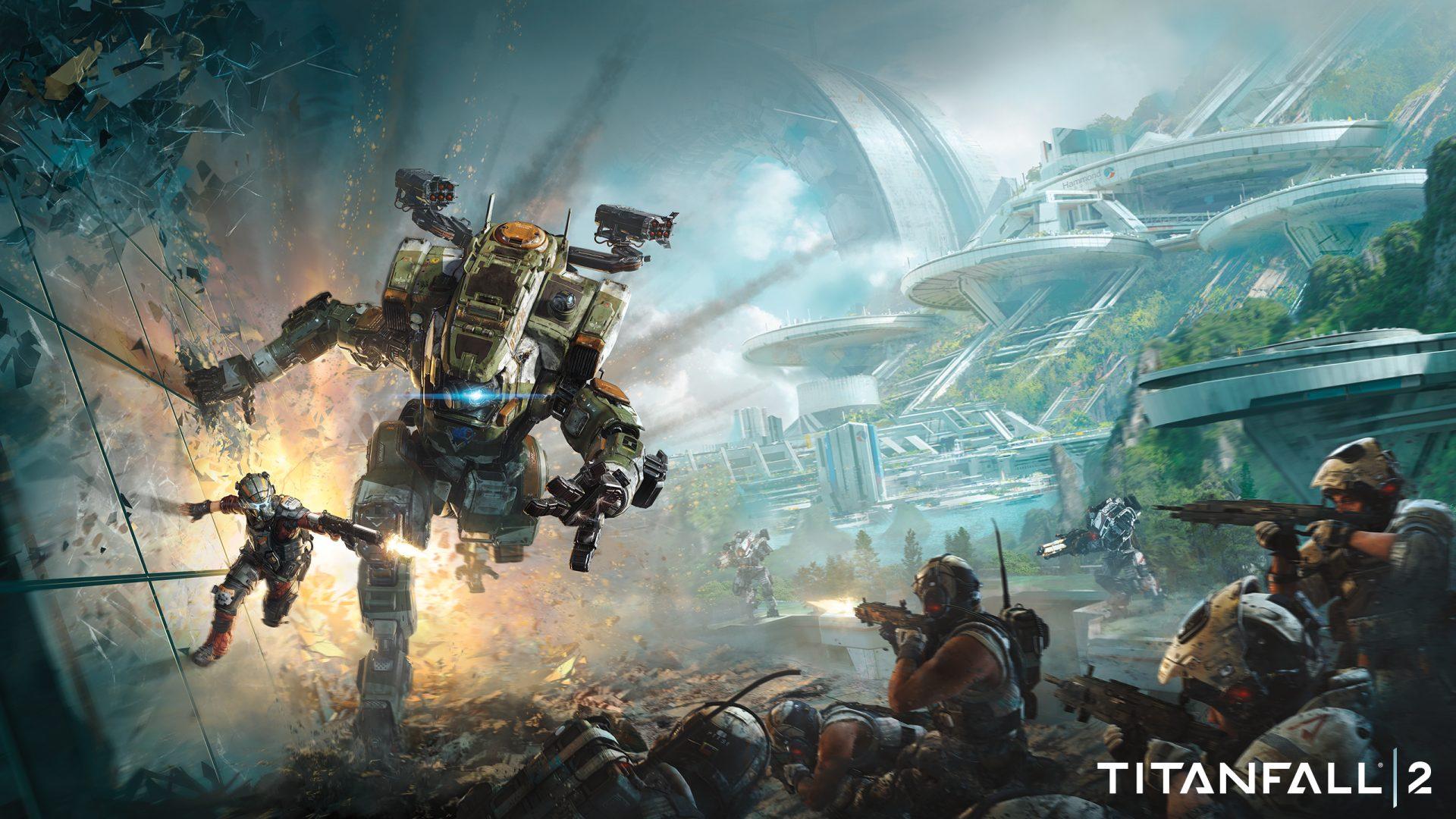 Titanfall 2 Respawn EA