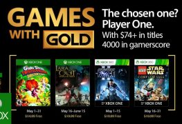Xbox Live Gold May Lineup