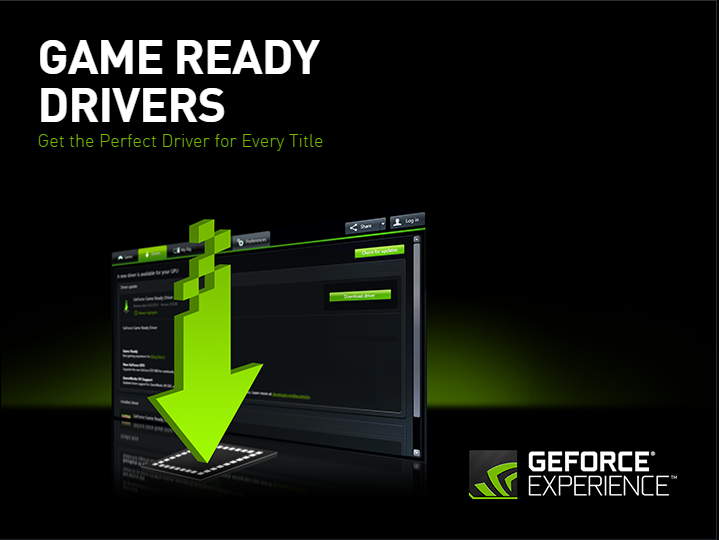 Game Ready Driver