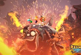 Ubisoft bringing rayman to switch