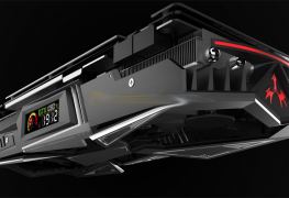 بطاقة COLORFUL iGAME GTX 1080 Ti ستتضمن شاشة LCD صغيرة!