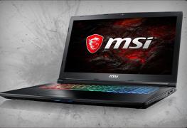 الإعلان عن الأجهزة المحمولة MSI GP62X/GP72X Leopard Pro ببطاقة GTX 1060