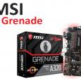 لوحة MSI A320 Grenade الجديدة قد تكلفك فقط 75 دولار