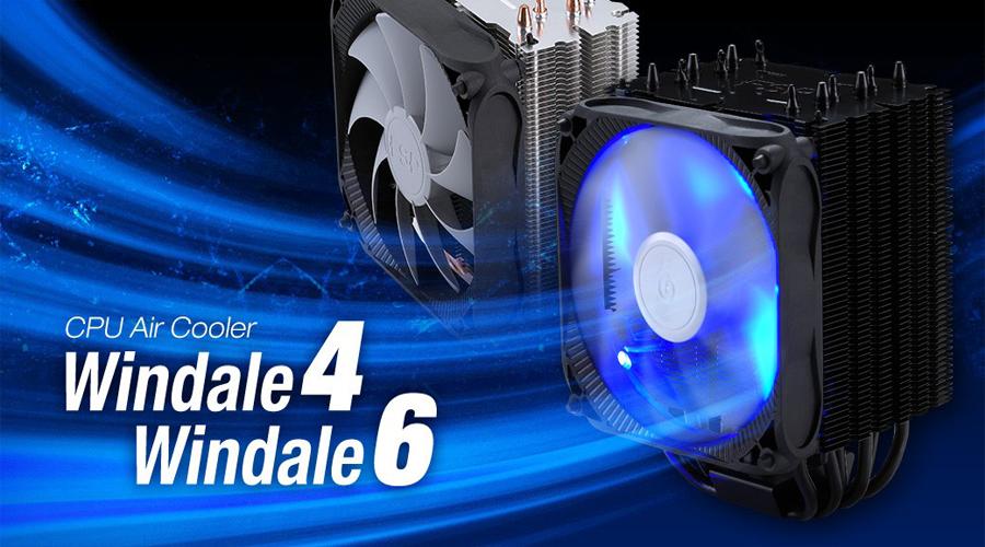 FSP تعلن عن المشتت الهوائي Windale 4 و Windale 6