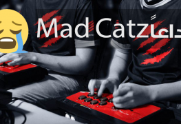 خبر محزن..Mad Catz المصنعة للأجهزة الطرفية تعلن إفلاسها