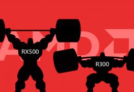 ترقب إطلاق سلسلة بطاقات AMD Radeon RX 500 في 18 أبريل