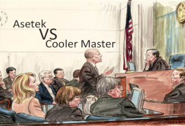 حكم قضائي نهائي يمنح Asetek مبلغ 600 ألف دولار ضد Cooler Master