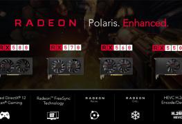 تعريف AMD Radeon 17.4.3 WHQL يدعم سلسلة بطاقات RX 500
