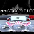بطاقة GALAX GTX 1080 TI HOF ستحظى أيضاً بشاشة LCD!