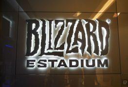 ستاد بليزارد لألعاب eSports