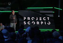 Project Scorpio Phil Spencer