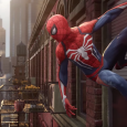 Spider-Man 2017 PS4 game