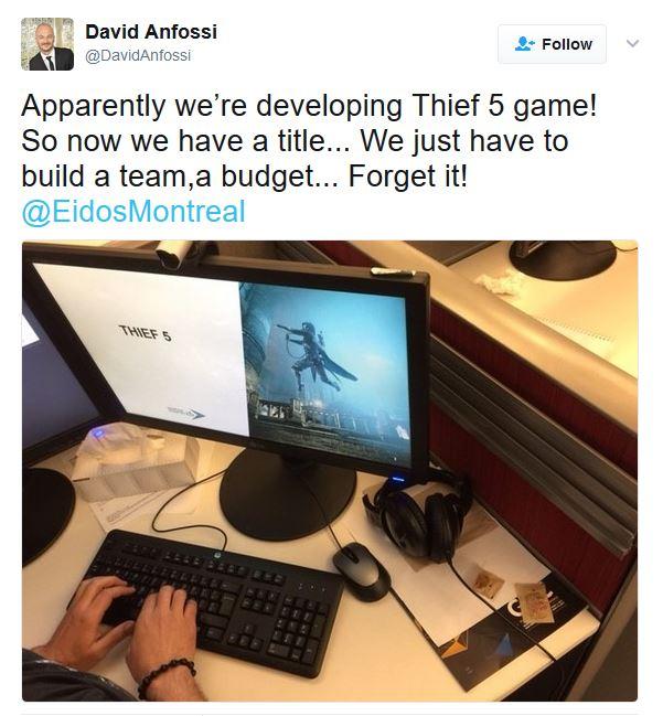 سلسلة Thief