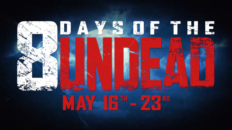 8 Days of the Undead Zombies Chronicles