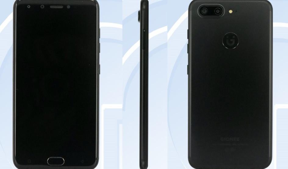 هاتف Gionee S10