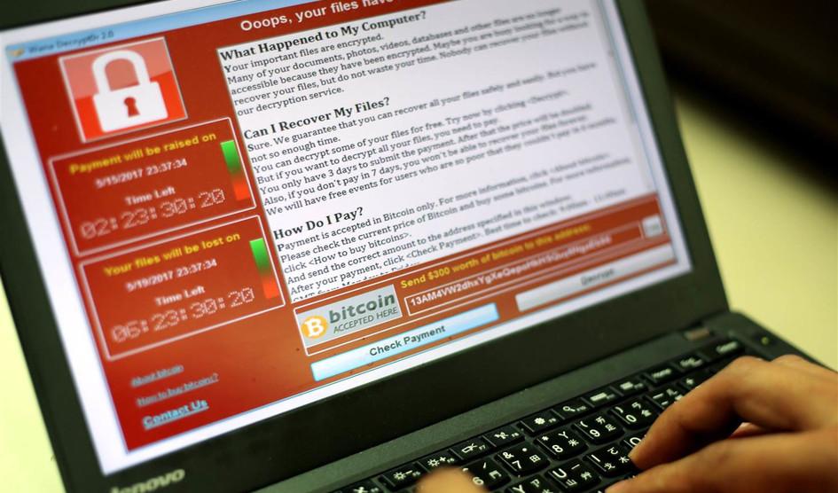 هجمات WannaCrypt ransomware