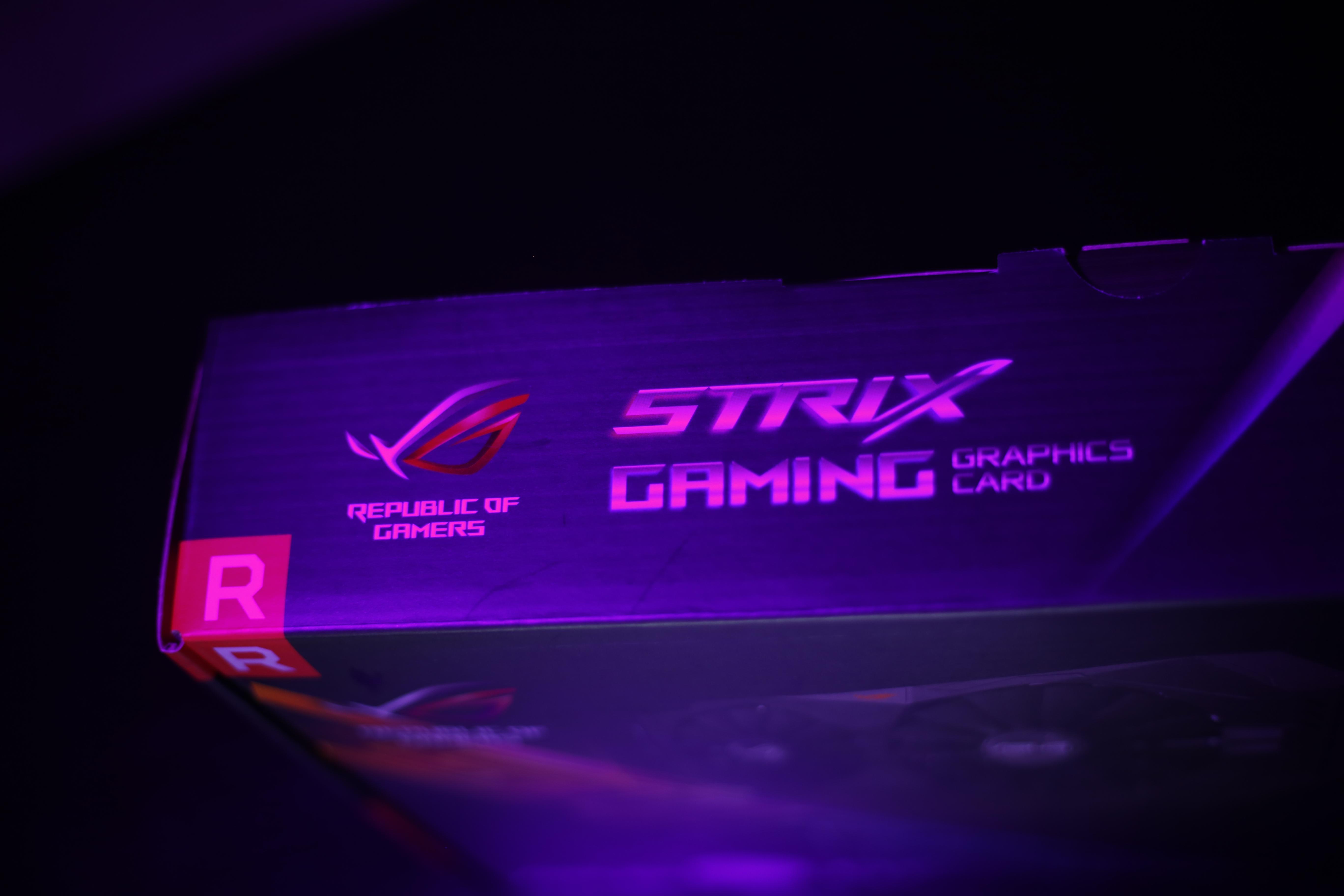 ASUS ROG STRIX RX 570 OC