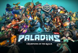 Paladins Free open beta on consoles