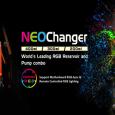 الكشف عن خزان مضخة التبريد Enermax NEOChanger بإضاءة RGB
