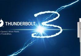 إنتل تخطط لإدراج Thunderbolt 3 بداخل معالجاتها المركزية المستقبلية!