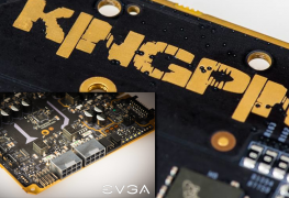 ترقب استعراض بطاقة EVGA GTX 1080 Ti K|ngp|n في Computex 2017