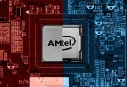 إنتل تؤكد عدم صحة الشائعات التي تتحدث عن استخدام AMD GPU في معالجاتها المركزية!