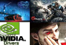تعريف انفيديا GeForce 382.05 WHQL يدعم لعبة Prey مع دعم إضافي لألعاب أخرى